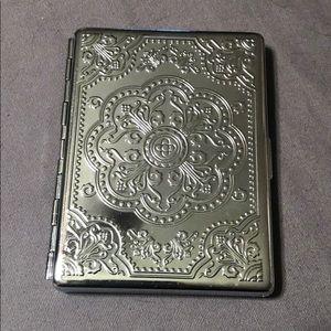 Handbags - Metal ID Case
